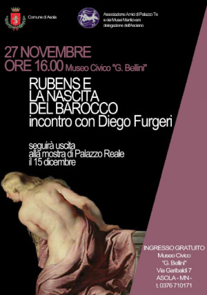 Mostra Rubens e la nascita del barocco