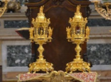 I Sacri Vasi del Preziosissimo Sangue, mostra foto Toni Lodigiani Mantova 2016