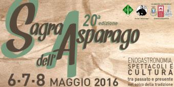Sagra Asparago San Benedetto Po 2016