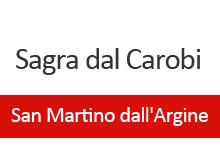 Sagra dal Carobi San Martino dell'Argine (Mantova)