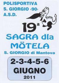 Sagra dla Motela 2011 a San Giorgio di Mantova