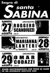 Sagra di Santa Sabina 2011 Mariana Mantovana (Mantova)