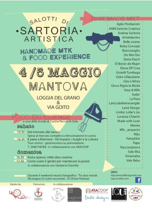 Salotti Sartoria Artistica Mantova 2013