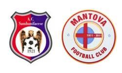 AC Sambonifacese - FC Mantova 4-0   Calcio Lega Pro