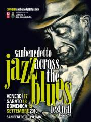 San Benedetto Jazz Across the Blues Festival 2010