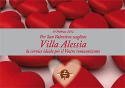 San Valentino 2012 Villa Alessia Palidano di Gonzaga (Mantova)