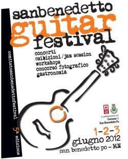 San Benedetto Guitar Festival 2012
