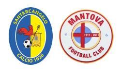 Santarcangelo Calcio - Mantova FC 1-0   Calcio Lega Pro
