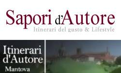 Sapori d'Autore: Itinerari d'Autore Mantova