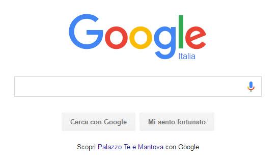 Scopri Palazzo Te e Mantova con Google