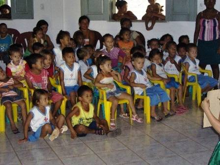 Scuola di San Mateus Brasile