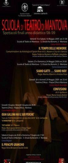 Scuola di teatro di Mantova