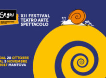 Segni d'Infanzia 2017 Mantova Chiocciola Giorgia