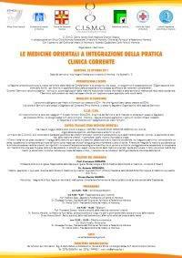 Seminario Medicine Orientali Mantova