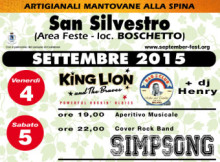 September Fest 2015 Boschetto Curtatone (Mantova)