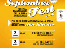 September Fest 2016 Boschetto Eremo San Silvestro Curtatone (Mantova)