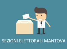 Seggi e sezioni elettorali Mantova