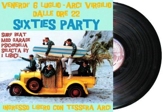 Sixties Party Arci Virgilio Mantova