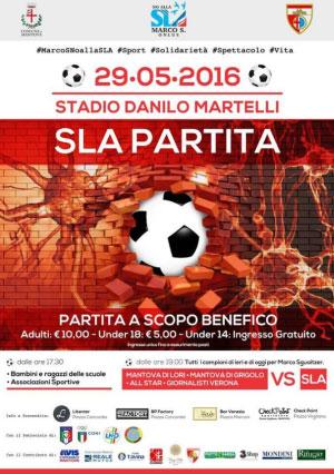 SLA Partita Mantova Marco Sguaitzer 2016