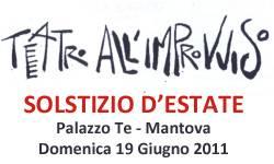 Solstizio Estate 2011 Mantova Palazzo Te