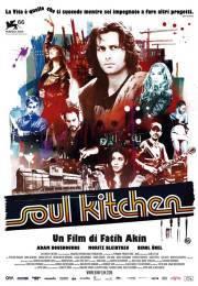 Soul Kitchen di Fatih Akin (locandina film)