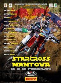 Starcross Mantova 2012, locandina