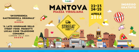 Streeat Mantova 2016 Festival Street Food