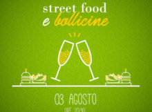Street food e bollicine Ristorante Acquapazza Mantova 2014