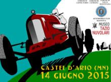 Sulle strade di Nivola Castel d'Ario (MN) 2015