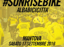 Sunrise Bike Ride Mantova 2016