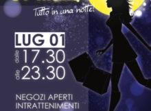 Suzzara Saldi by Night 1 luglio 2017
