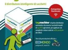 Tag Machine Plastisac Mantova