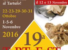 Tartufesta 2016 Carbonara di Po (MN)
