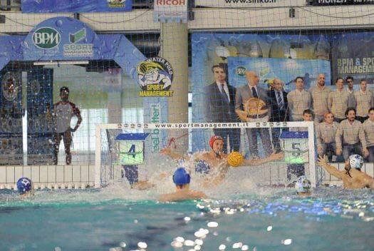 Team Olympic Nice Natation Waterpolo