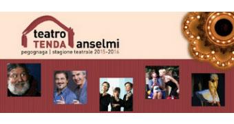 Teatro Anselmi Pegognaga (MN) stagione 2015 2016