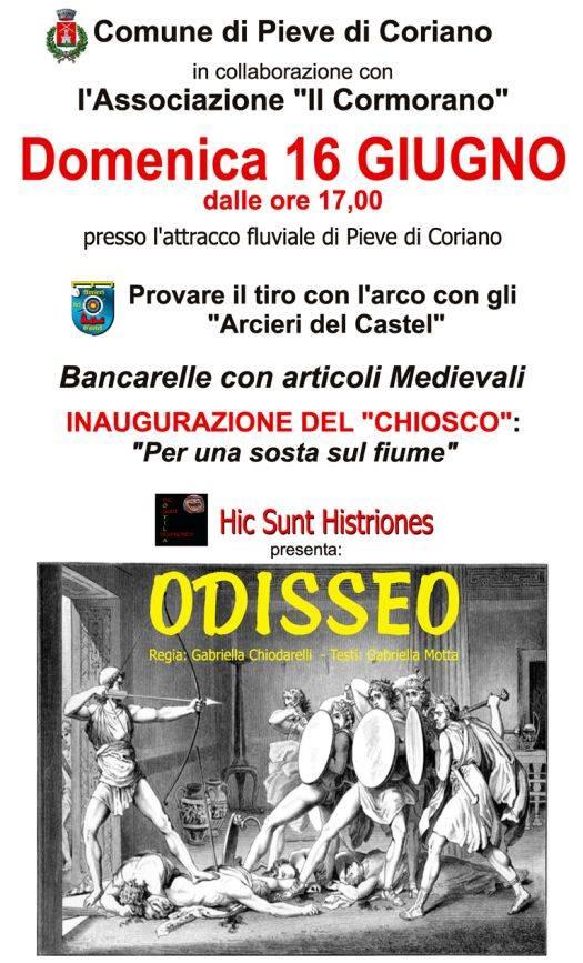 Odisseo Pieve di Coriano (Mantova), teatro