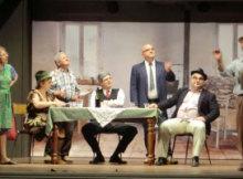 La vècia ustaria Teatro Mania Buscoldo (Mantova)
