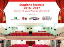 Teatro Nuovo Mario Monicelli Ostiglia MN 2016 2017