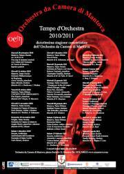 Orchestra da Camera Mantova 2010 - 2011