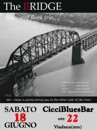 The Bridge live al CicciBluesBar di Viadana (MN)