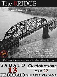 THE BRIDGE Blues and Rock trio