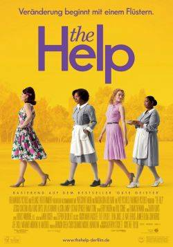 The Help locandina film