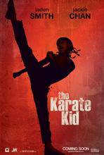 locandina The Karate Kid: La Leggenda Continua