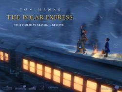 The Polar express film locandina