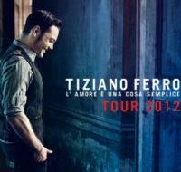 Tiziano Ferro Tour 2012 Mantova