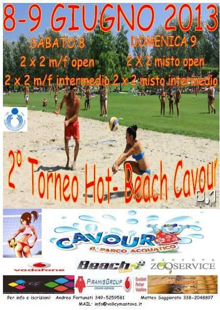 Torneo Beach Volley Piscina Cavour Valeggio Sul Mincio (VR)