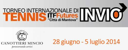 Torneo Tennis Mantova Canottieri Mincio Trofeo Invio 2014