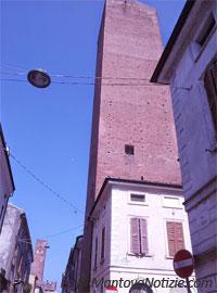 Mantova Torre degli Zuccaro