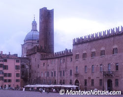 Mantova Torre della gabbia