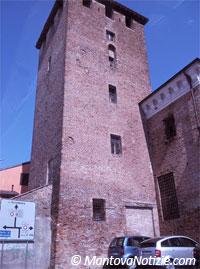 Mantova Torre di Sant'Alò